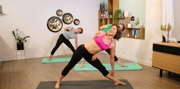 30 minutes de cours de yoga pour les débutants