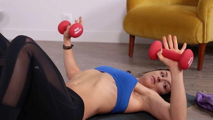 Le développé-couché : l'exercice pour raffermir la poitrine