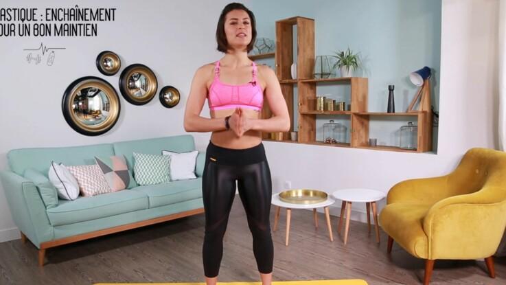 Mal de dos : une séance de gym pour améliorer la posture