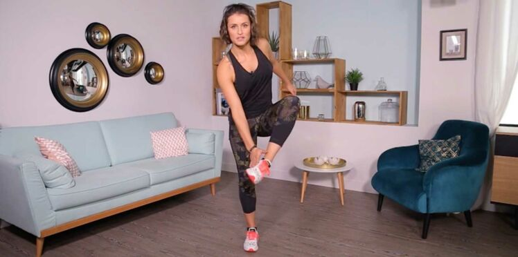 3 exercices pour affiner les jambes