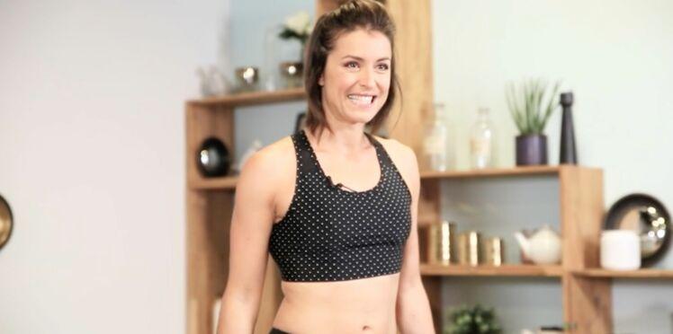 Vidéo - Des exercices de fitness comme à la salle de sport