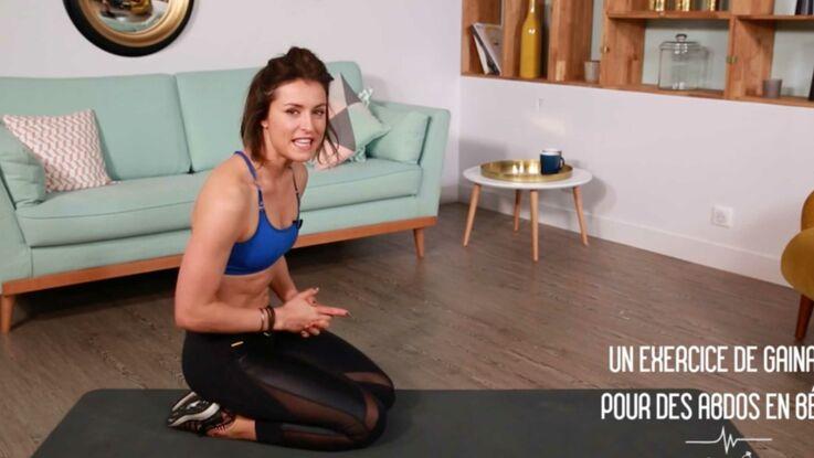 Gainage : un enchaînement d'exercices pour un ventre plat