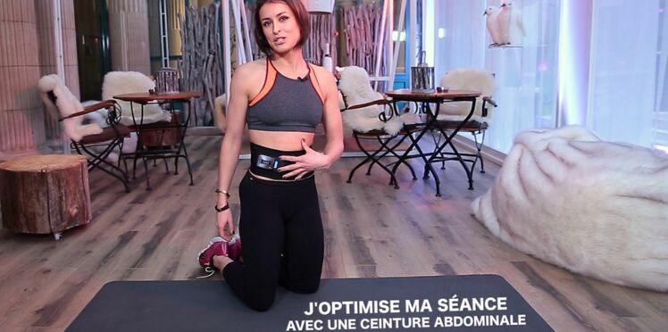 VIDEO – Optimiser sa séance de gym avec une ceinture abdominale  d électrostimulation 90893f735a7
