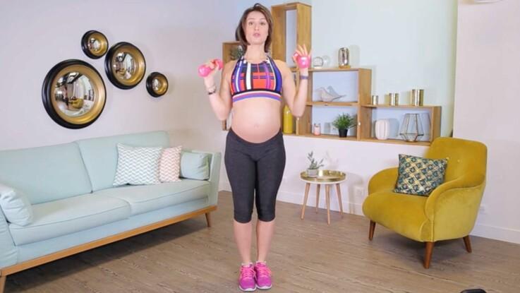 Quelle gym pratiquer pendant le premier trimestre de la grossesse ?