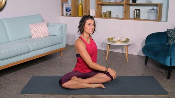 Une séance de yoga pour mieux digérer