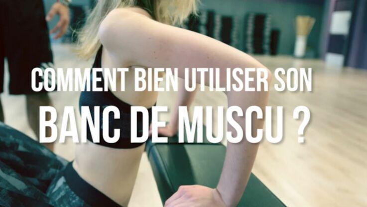 Sport en salle : comment bien utiliser le banc de musculation ?