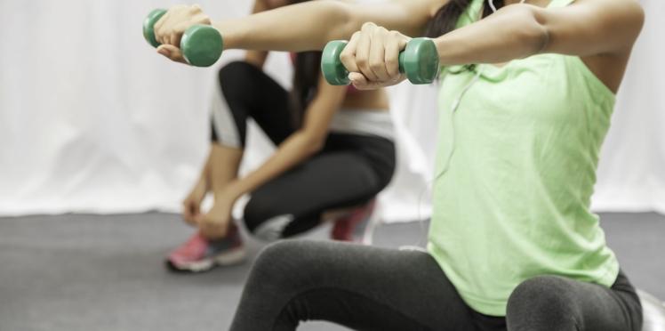 Fitness : nos exos pour se muscler en duo