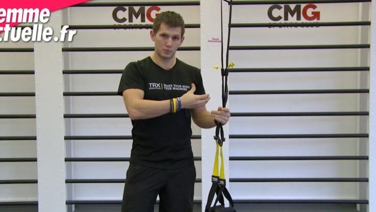 TRX – ou Suspension Training : comment se muscler grâce au poids du corps