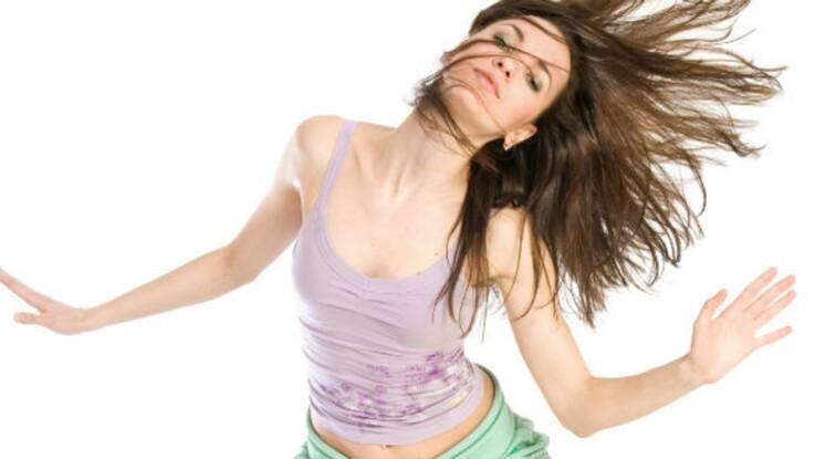 Inédite, la danse brûle-calories