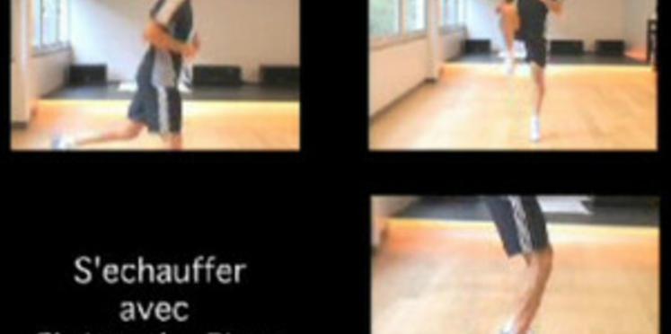 Vidéo : l'échauffement avec Christophe Pinna
