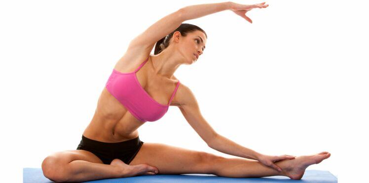 Vidéo : du yoga pour une belle silhouette