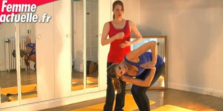 Des exercices de yoga pour une taille fine
