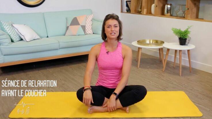 Yoga : la séance de relaxation à faire avant d'aller au lit