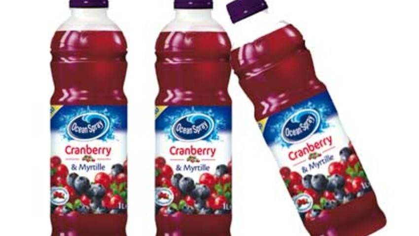 propriétés cranberry