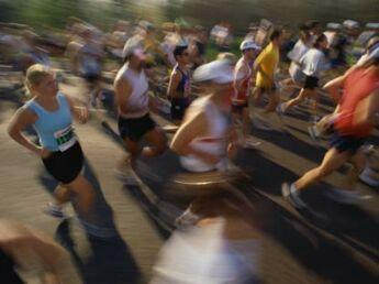 Marathon de Paris… j'y étais !