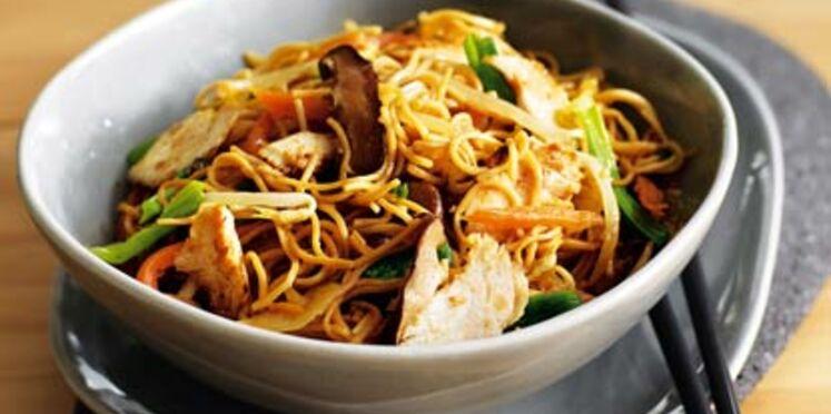 Un repas thaïlandais en 10 minutes