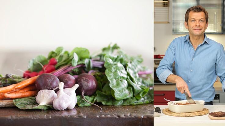 Comment manger plus de légumes ? Les conseils de Laurent Mariotte