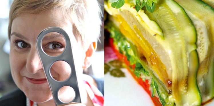 La terrine aux poivrons confits de Sonia Ezgulian, conseils en vidéo