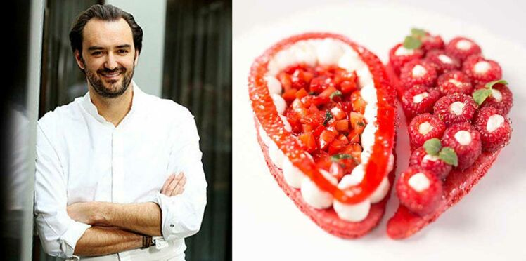 Cyril Lignac : la recette de son cœur pour la Saint-Valentin