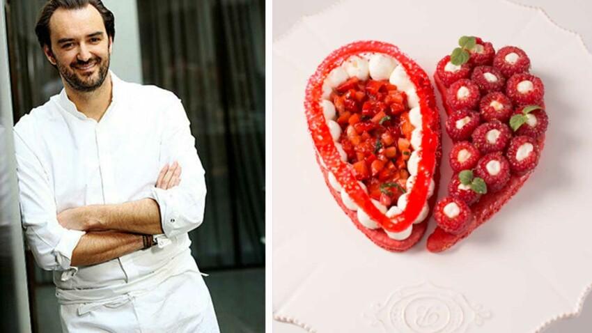 Cyril Lignac : la recette de son dessert en forme de cœur pour la Saint-Valentin