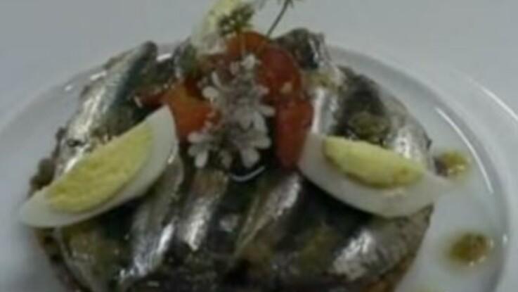 La recette des sablés aux olives de Flora Mikula