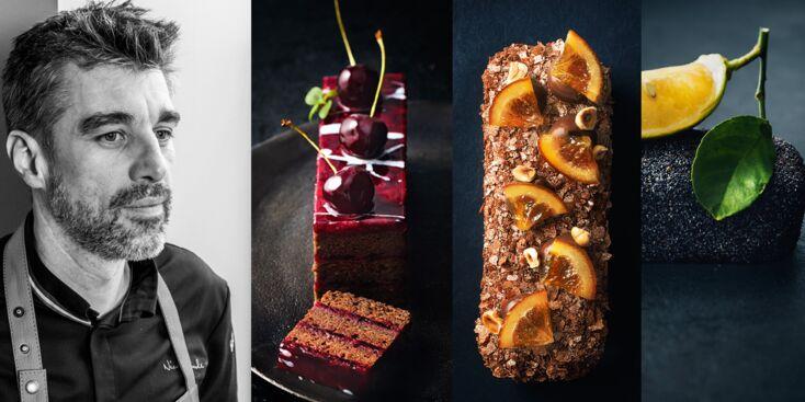 Les desserts de Noël du pâtissier Nicolas Bernardé