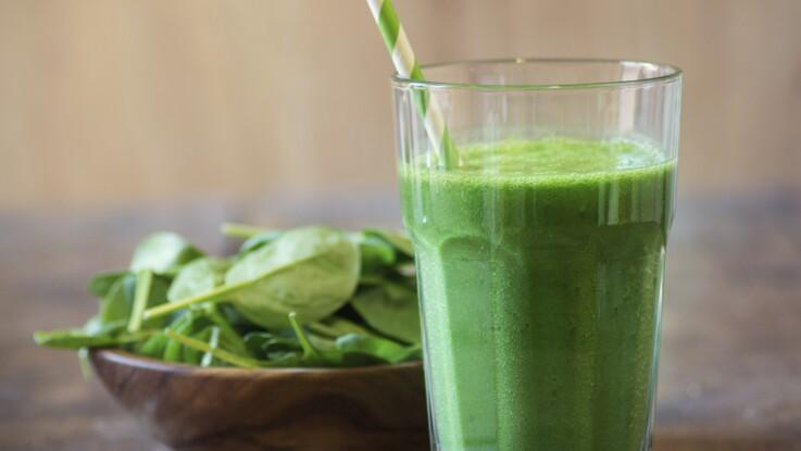 La recette du green juice de Rose Bakery