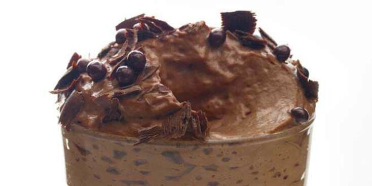 La mousse au chocolat de Christophe Michalak