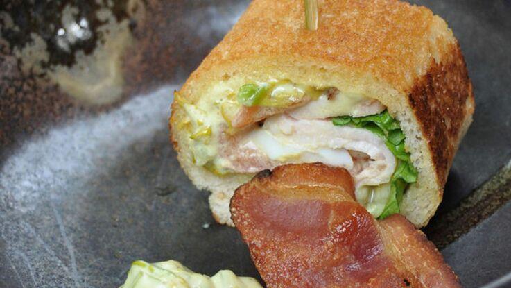 Le Club sandwich revisité par Thierry Marx