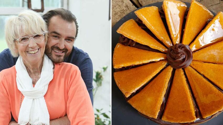 Le meilleur pâtissier 2016 : la Dobos Torta ou gâteau Dobos de Mercotte