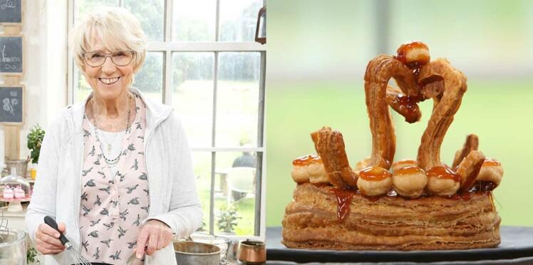 Le meilleur pâtissier 2016 : le gâteau du Puits d'Amour de Mercotte
