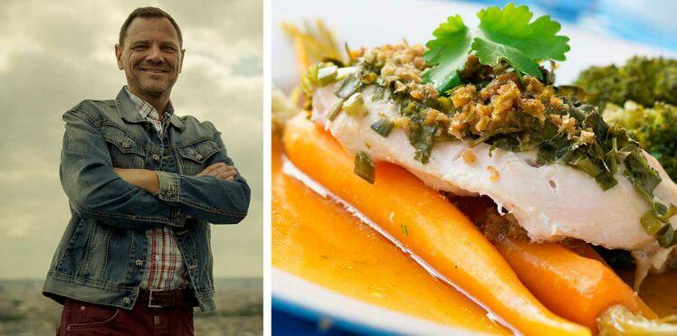 Leçon de chef : la recette des papillotes de poulet orient-express par Fred Chesneau