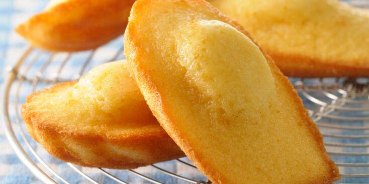 La recette des madeleines de Jonathan Blot