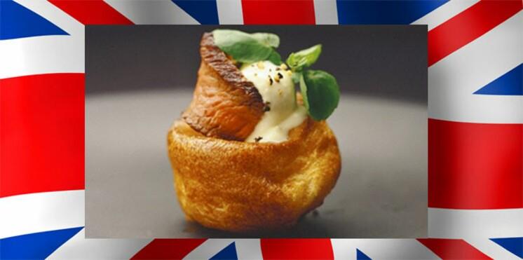 Mariage de Kate et William : menu à l'anglaise