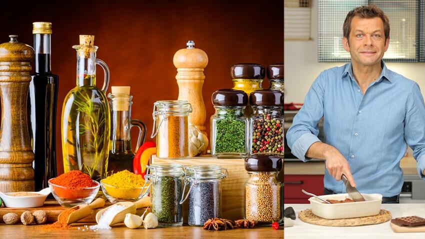 Laurent Mariotte : 5 basiques cuisine à toujours avoir dans son placard