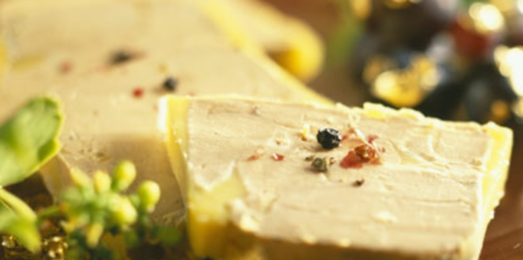 Pot au feu de foie gras