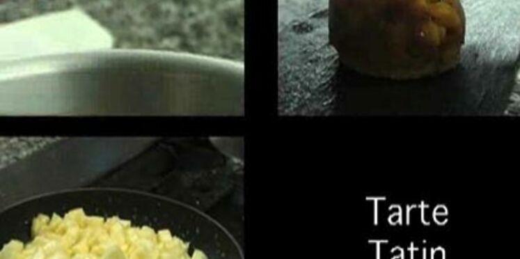 La recette de la tarte tatin