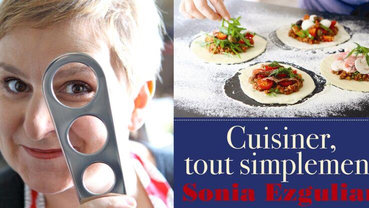 Sonia Ezgulian, recettes et confidences