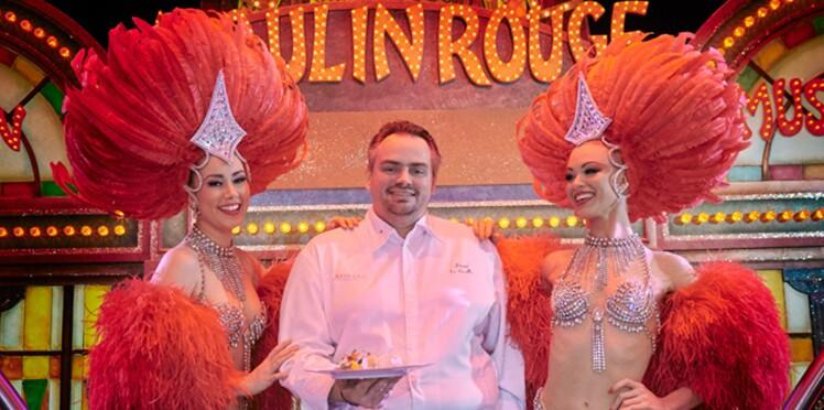 Nouveau chef au Moulin Rouge® : les recettes de David Le Quellec