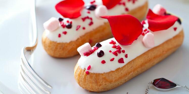 Nos desserts à déguster en amoureux