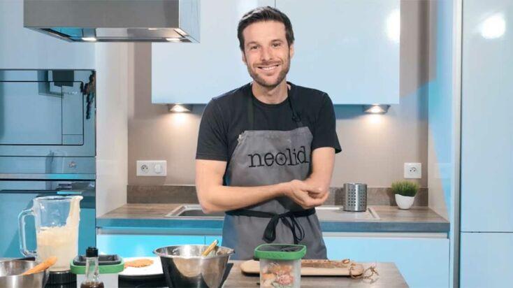 La salade César et son poulet croustillant de Grégory Cuilleron