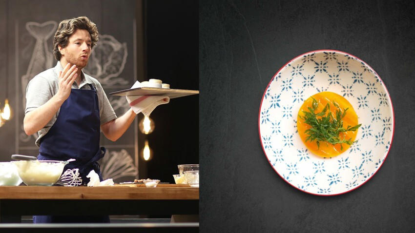 Une assiette de carottes en 4 façons en 14 minutes par Jean Imbert
