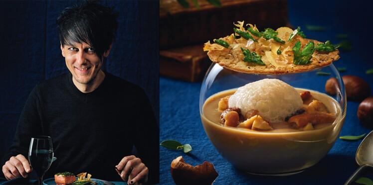 Top Chef : Olivier Streiff, un ancien candidat atypique. Recettes et portrait.