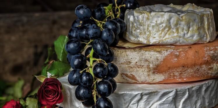 10 fromages de saison à servir pour Noël