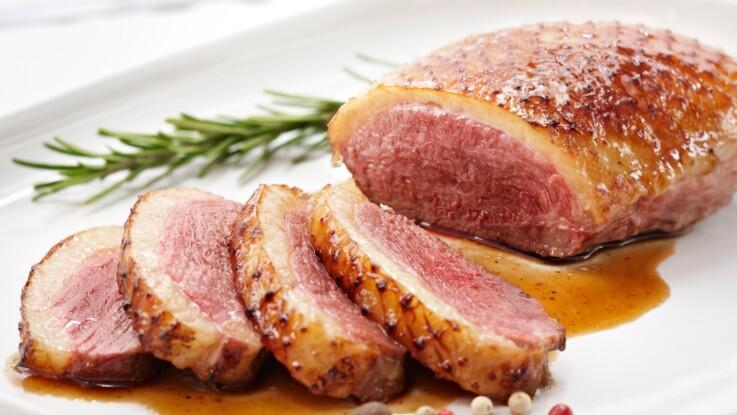 Les 6 cuissons faciles du magret de canard femme - Cuisiner un filet de canard ...
