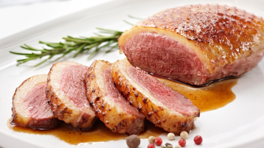 Les 6 cuissons faciles du magret de canard
