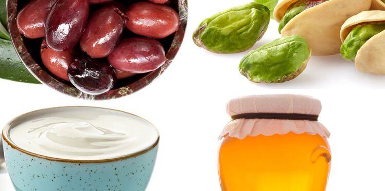 6 ingrédients de la cuisine grecque