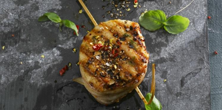 Filet mignon de porc au cidre rapide