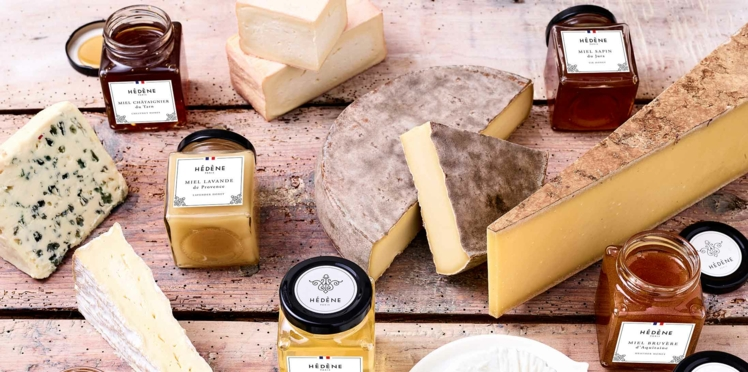 Les meilleurs accords miel et fromage