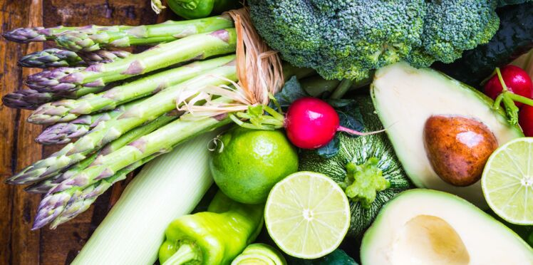 Asperge, avocat, kiwi… Les fruits et légumes les moins contaminés en pesticides